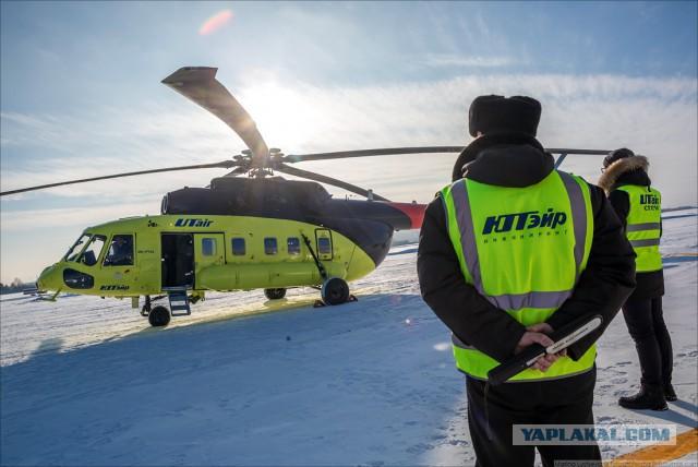 Новейший вертолёт Ми-171А2 начали эксплуатировать в России