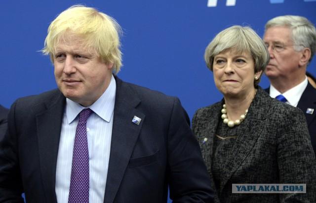 В избирательном штабе Путина «поблагодарили» Британию