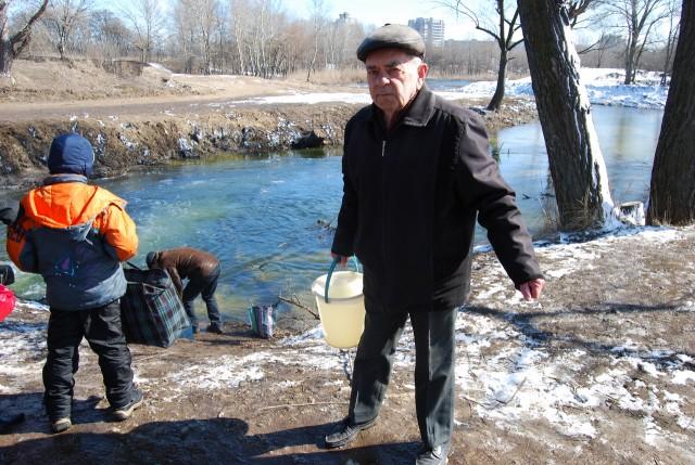 Днепродзержинск остался без воды!