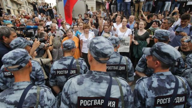 Москва, 12 июня 2019 года.