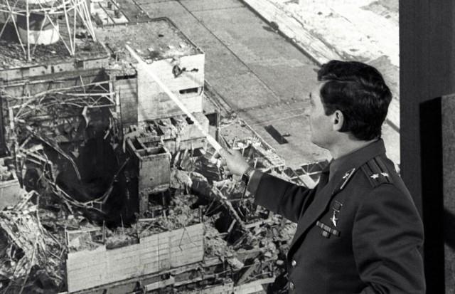 Рассекреченные документы КГБ по Чернобылю.