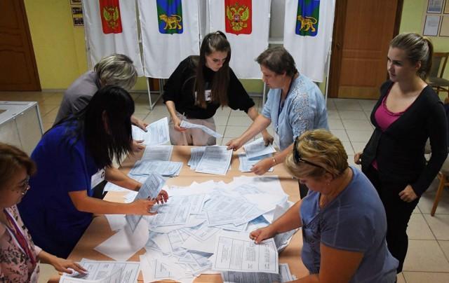 В Госдуму внесли законопроект, запрещающий журналистам проводить съёмку на избирательных участках из любого места