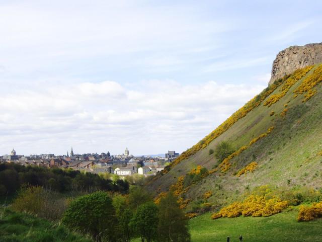 Про бритов, Эдинбург и толерантность.