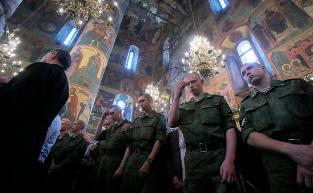 В Минобороны заявили о необходимости веры в Бога для современных солдат