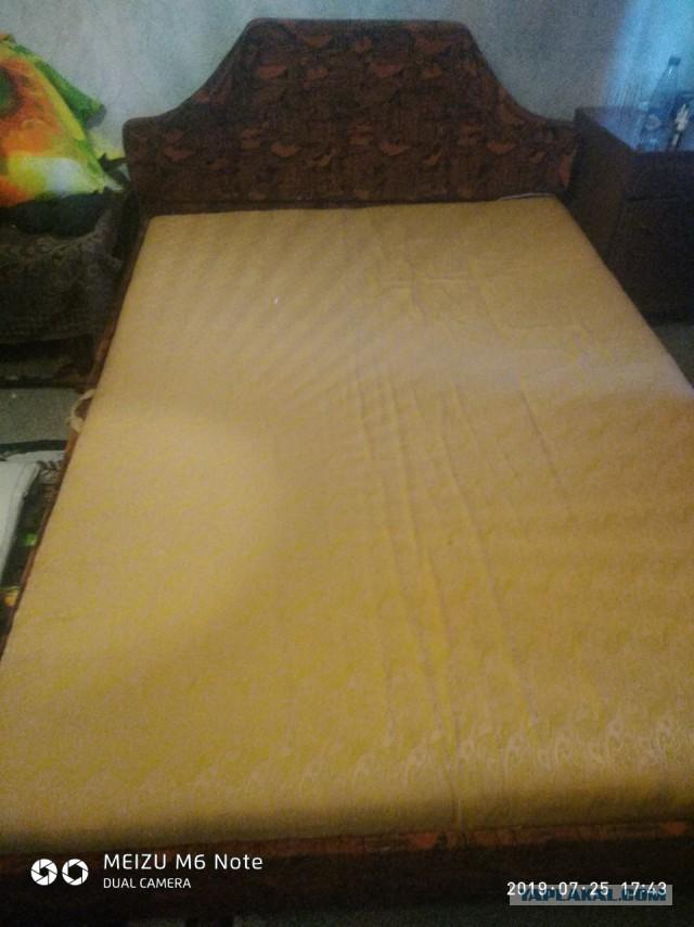 Отличная кровать по сходной цене МСК