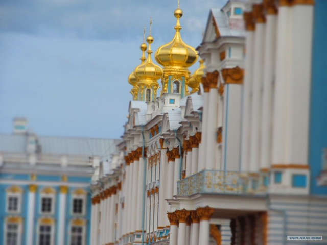 Северная столица России - Санкт-Петербург