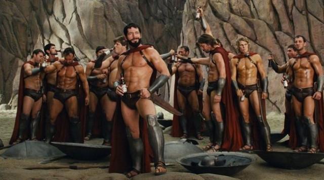 Знакомство со спартанцами meet the spartans