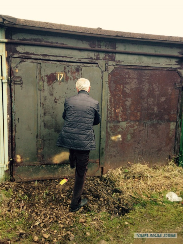 Бюджетный ремонт гаража
