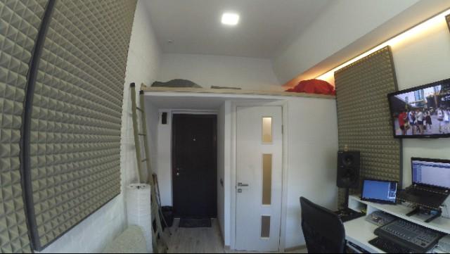 Как живется на 11 квадратных метрах в мини-квартире