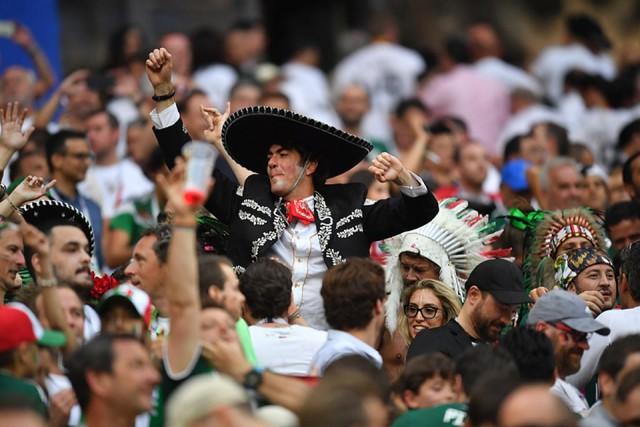 Гол в ворота Германии спровоцировал землетрясение в Мексике
