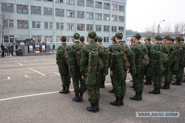 Срочник расстрелял 6 военных в Костромской области