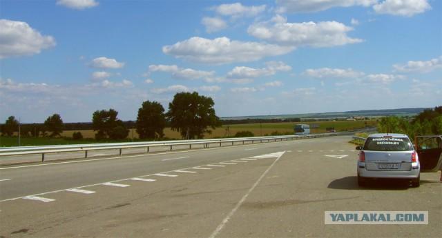 Моя правда о Одессе. Брест-Одесса на авто.