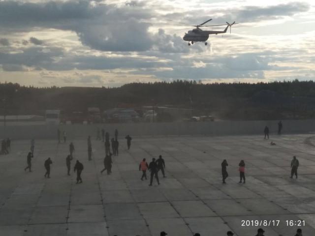 Архангельских летчиков пытались заставить возить топливо для полигона в Шиесе. Они уволились.