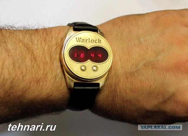 Часы неоника