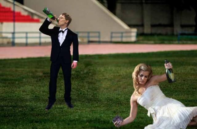 Сон иду на свадьбу