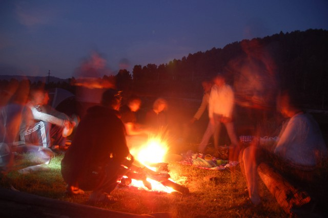Фотографии из походов