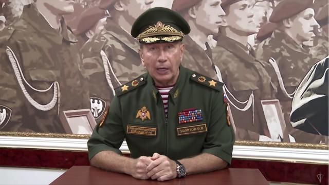Глава Росгвардии вызвал Алексея Навального «на ринг, татами, куда угодно»
