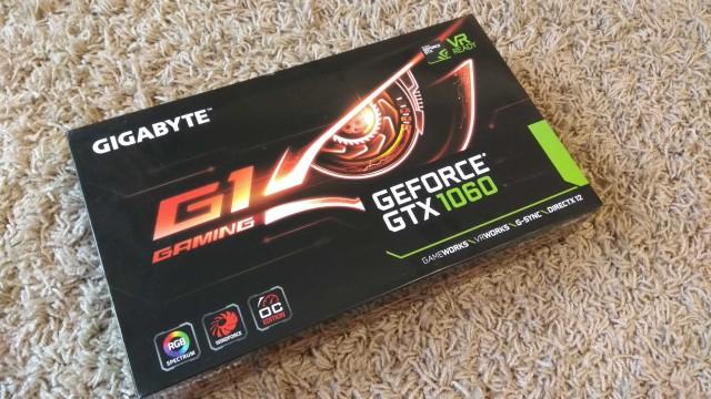 [МСК] Продам GTX 1060 3gb
