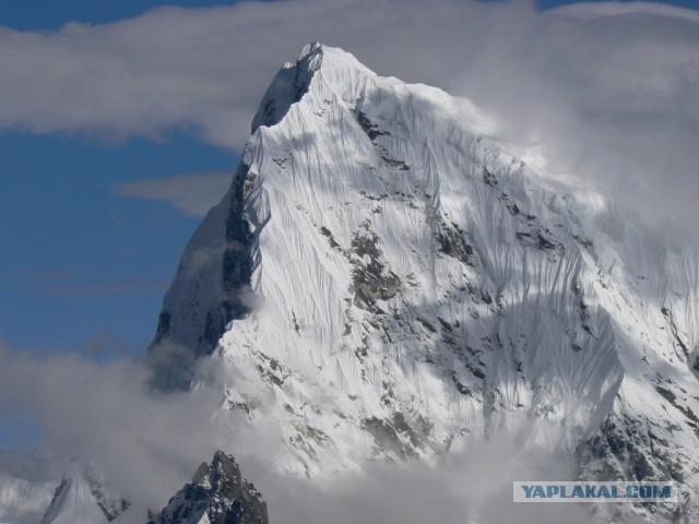 Треккинг в Непале, район подножия Эвереста