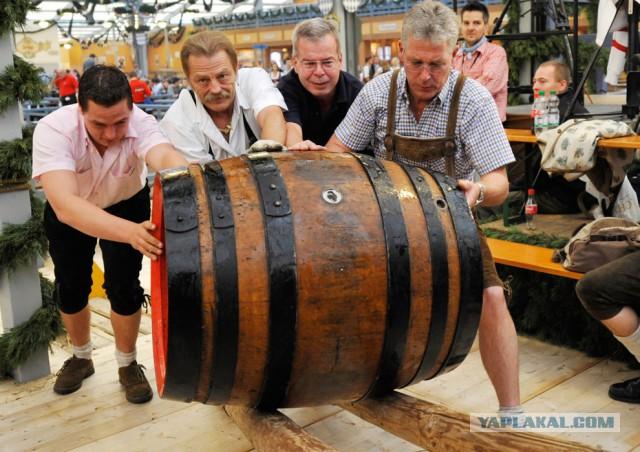 Пьяный украинец изнасиловал американца на Октоберфесте в Мюнхене