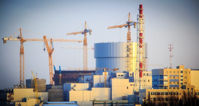 На Ленинградской АЭС-2 запустили реактор первого энергоблока
