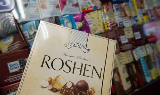 ОМОН заблокировал липецкую фабрику «Рошен»