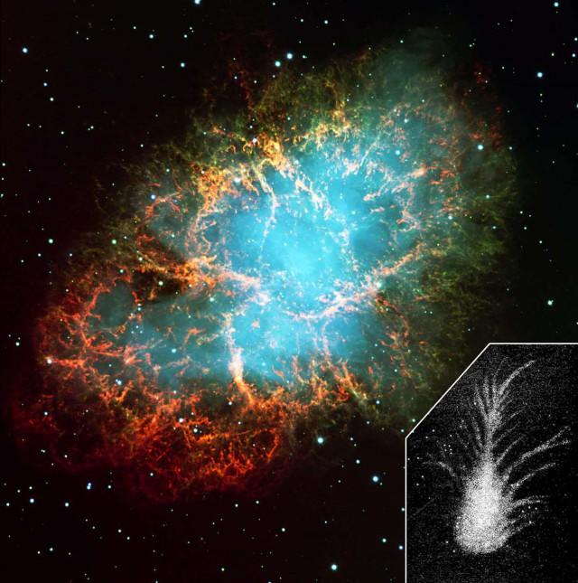 Звезды умирают красиво-2: туманности остатки Сверхновых