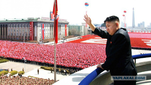 Северная Корея поддержала российское вторжение