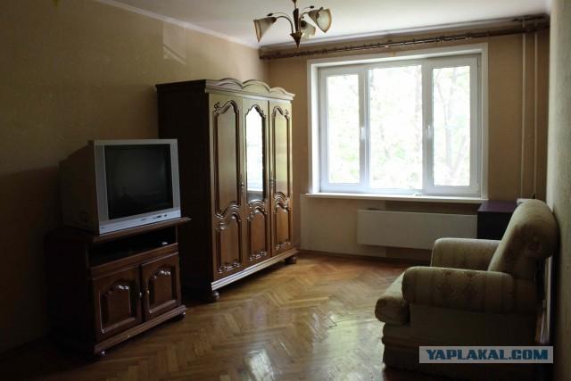 Сдаётся 3-х комнатная квартира в Выхино