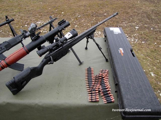 Оружие современного десанта