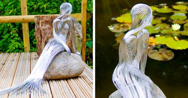 20 поразительных скульптур, от которых перехватывает дыхание