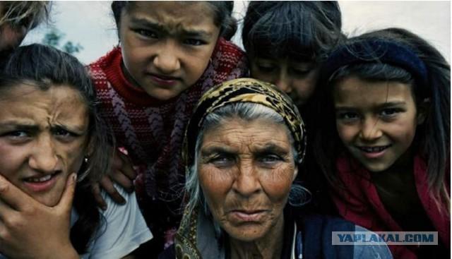 Единственный пост в поддержку цыган. Толерантности пост