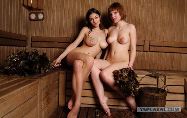 Фото взрослых женщин в бане