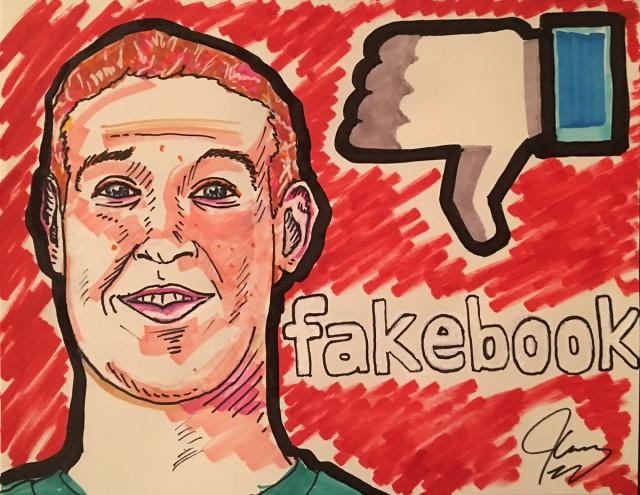 Русские вынудили Джима Керри удалиться из Фейсбука