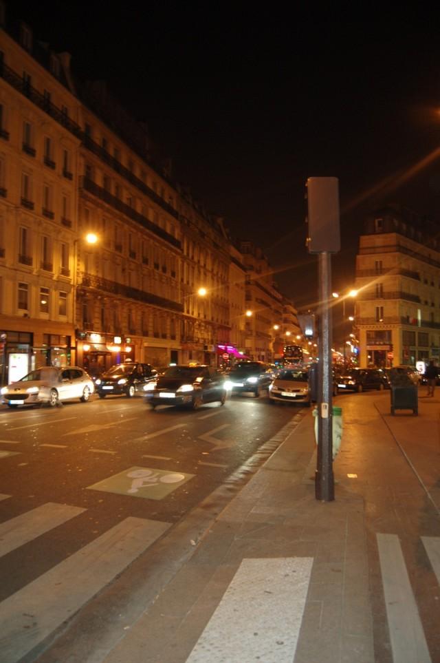 Париж глазами крестьянина