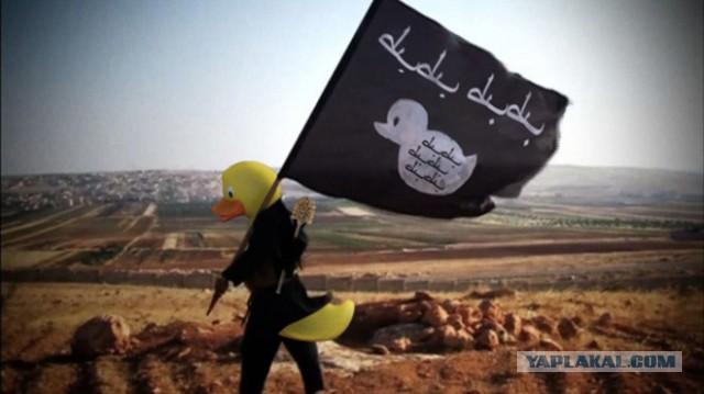 Пользователи Сети превратили боевиков ИГ в УГ