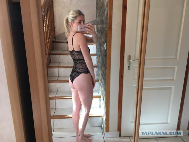 Фото сударынь с сайта алиэкспресс, примеряющих нижнее белье. Часть 3