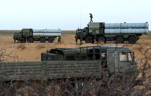 Россия подарила Сирии три дивизиона С-300ПМ
