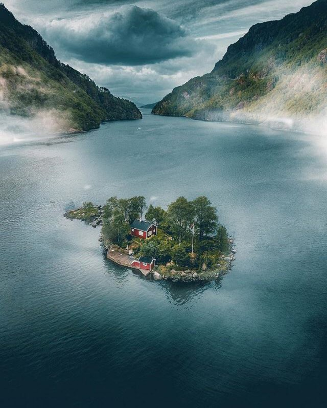 Интересные факты о жизни в Норвегии