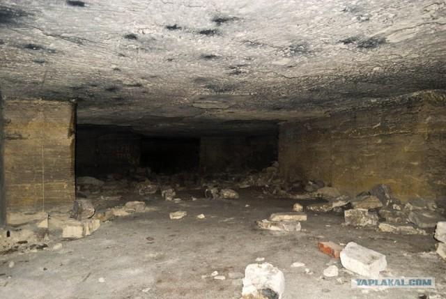 Аджимушкайские каменоломни, фотоотчет + текст