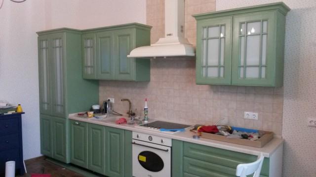 Кухня и еще по мелочи