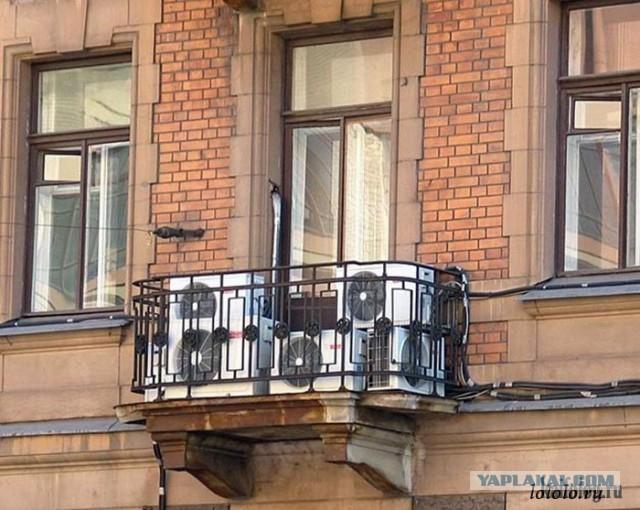 Установка кондиционера на балконе, необходимость или желание.