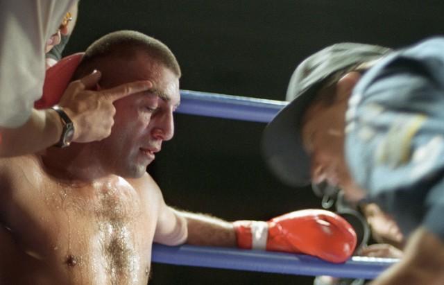В Москве убит двукратный чемпион мира по кикбоксингу Джабраил Джабраилов