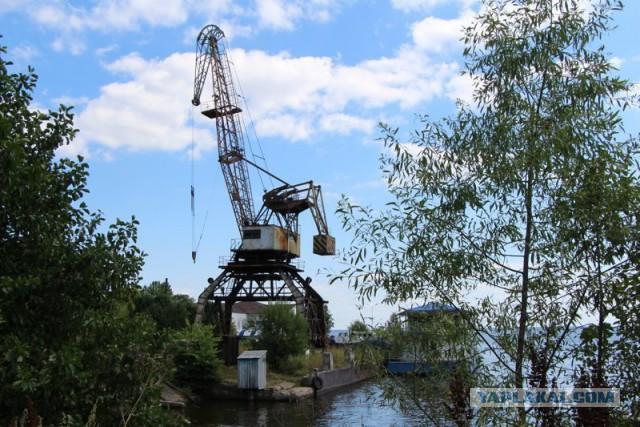 Юрьевец. Вымирающий город. Ивановская область