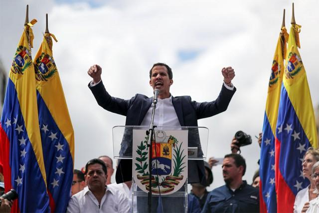 Без шума и пыли-США передали Гуайдо контроль над частью активов Венесуэлы