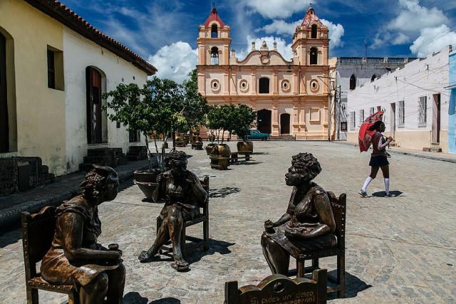 Путевые заметки:про отдых на Кубе.