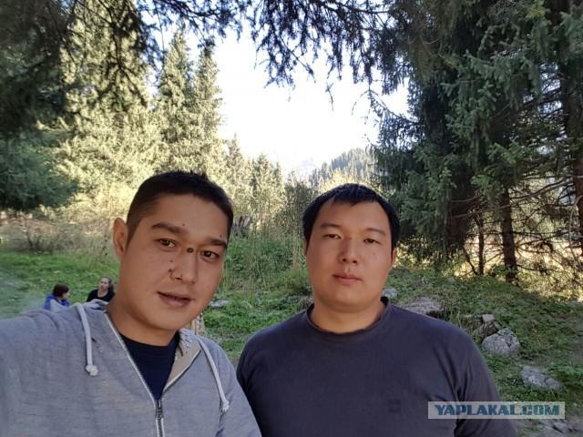 Алматы. Как мы ходили в субботу в горы