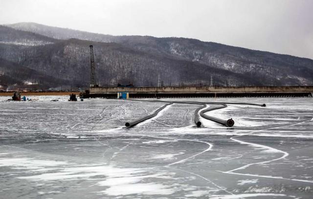 Строительство завода по розливу воды из Байкала приостановлено