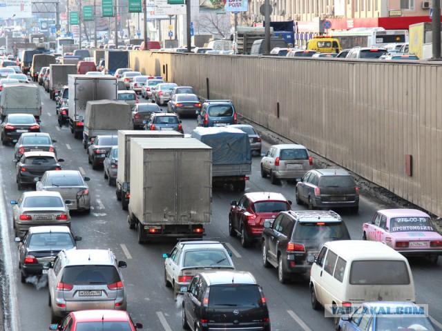 Госдума отказалась отменить транспортный налог.