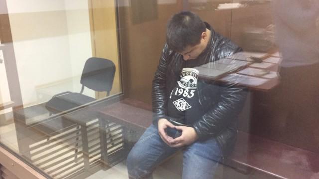 Боец Росгвардии, застреливший коллегу, признал вину и расплакался в суде